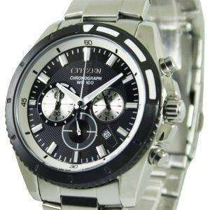 Citizen Chronograph AN8011-52E AN8011-52 Men's Watch