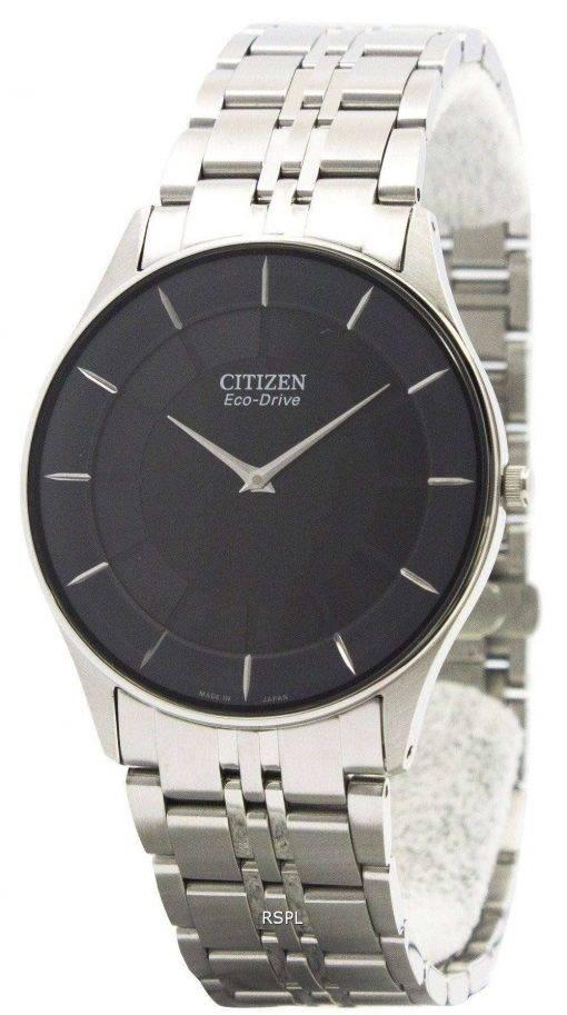 Citizen Eco Drive Mens Stiletto Watch AR3010-65E AR3010-65 AR3010