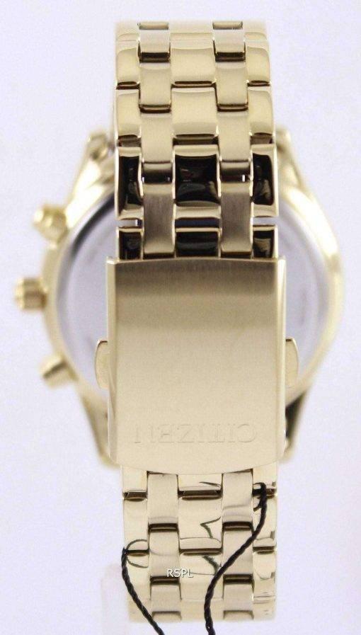 Citizen Eco-Drive AML Chronograph FB1362-59P Women's Watch