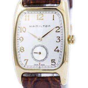 Hamilton American Classic Boulton Quartz Swiss Made H13431553 Mens Watch