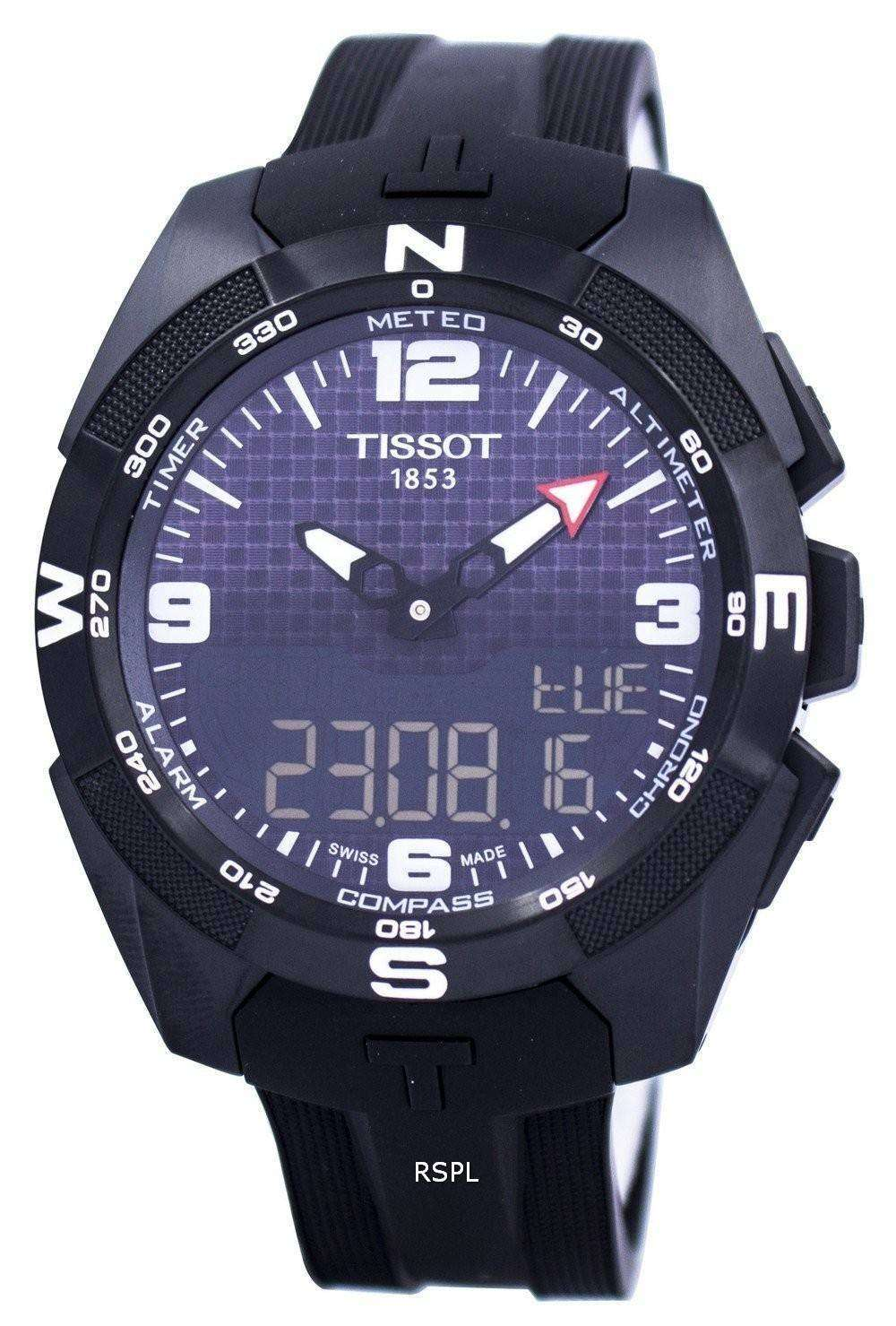 The 5 Best Tissot T-Touch Watches - The