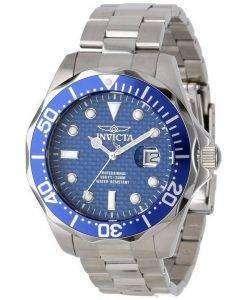 Invicta Pro Diver Swiss Quartz 200M 12563 Mens Watch