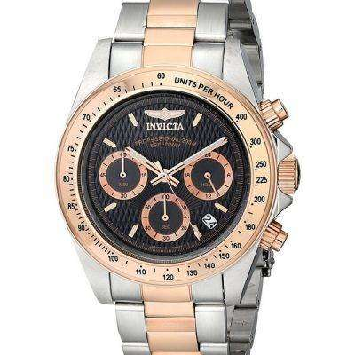 Invicta Speedway Chronograph Quartz 200M 6932 Mens Watch