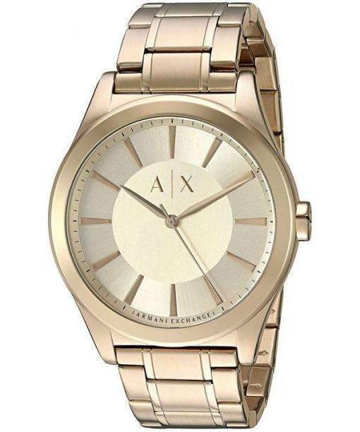 Armani Exchange Dress Quartz AX2321 Men's Watch