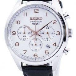 Seiko Quartz Chronograph SSB227 SSB227P1 SSB227P Men's Watch