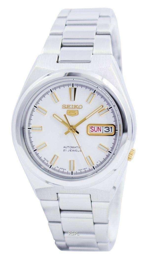 Seiko 5 Automatic 21 Jewels Japan Made SNKC47 SNKC47J1 SNKC47J Mens Watch