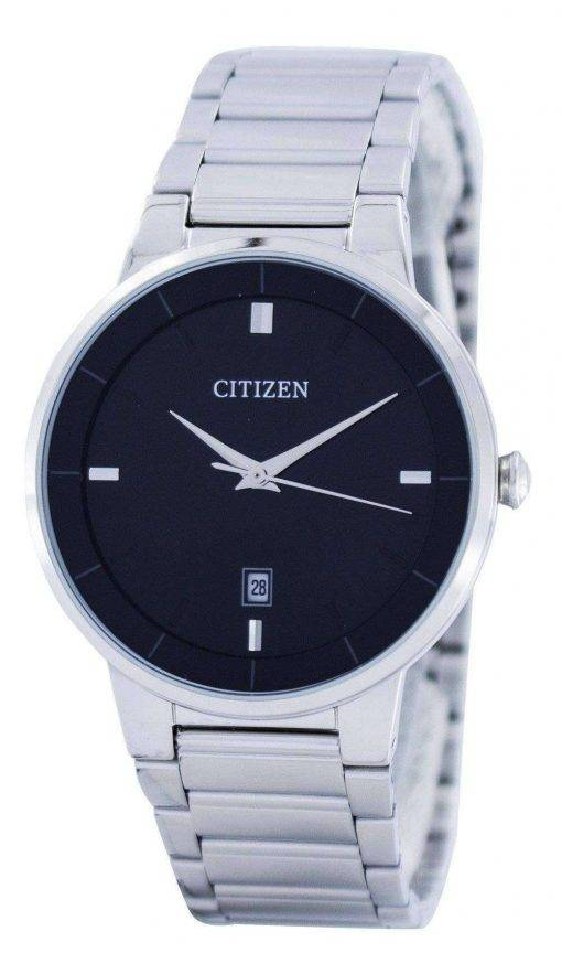 Citizen Quartz Black Dial BI5010-59E Mens Watch