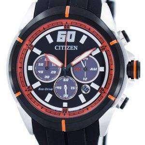 Citizen Eco-Drive Chronograph CA4105-02E Mens Watch
