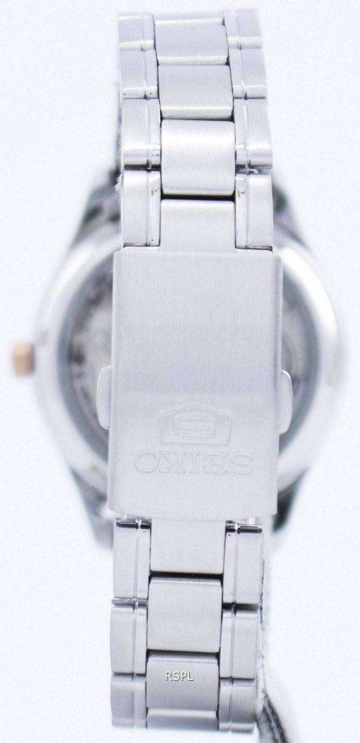 Seiko 5 Automatic 21 Jewels SNK882 SNK882K1 SNK882K Women's Watch