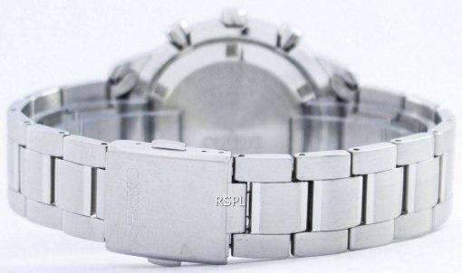 Seiko Sports Chronograph Quartz Tachymeter SSB207 SSB207P1 SSB207P Men's Watch