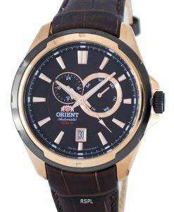 Orient Sporty Automatic Power Reserve FET0V001T0 Men's Watch