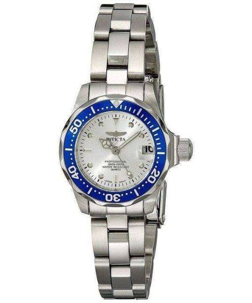 Invicta Pro Diver Professional Quartz 200M 14125 Womens Watch