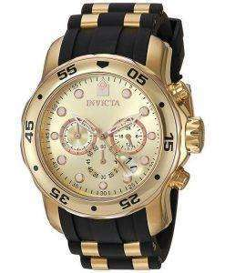 Invicta Pro Diver Chronograph Quartz 17884 Mens Watch