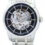 Hamilton American Classic Railroad Skeleton Automatic H40655131 Men's Watch