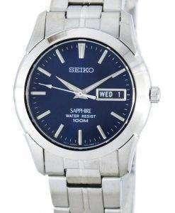 Seiko Sapphire SGG717 SGG717P1 SGG717P Mens Watch