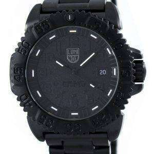 Luminox Navy Seal Steel Colormark 3150 Series Swiss Made 200M XS.3152.BO.NV Mens Watch