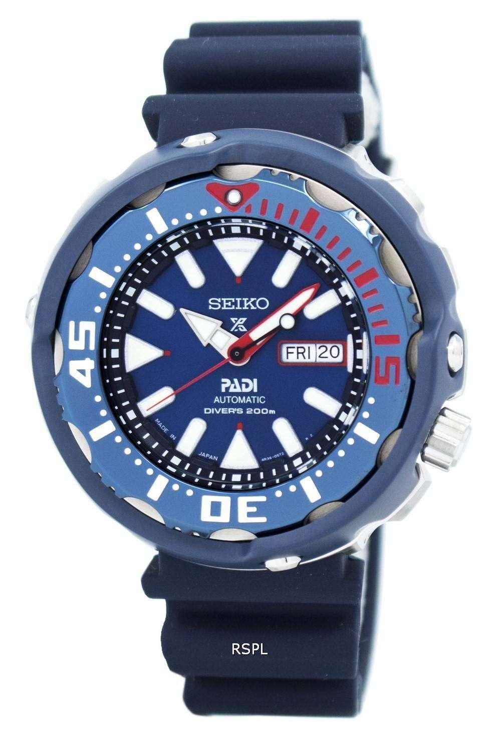 Seiko Prospex Padi Automatic Diver S 200m Japan Made Srpa83 Srpa83j1