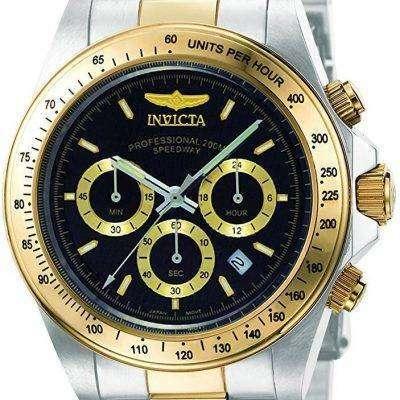 Invicta Speedway Quartz Chronograph 200M 9224 Men's Watch