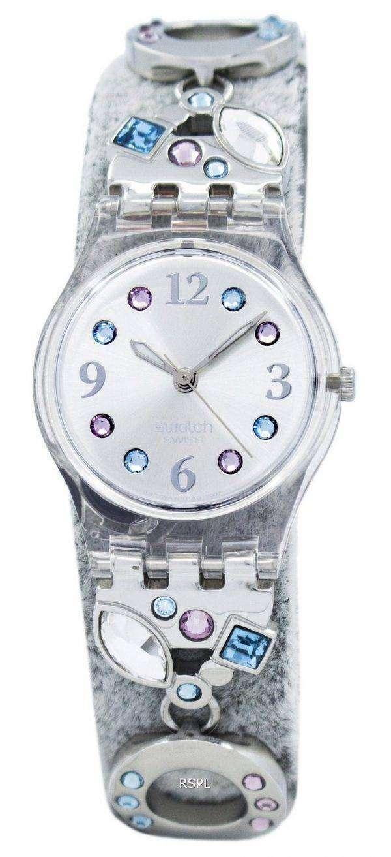 Swatch Originals Menthol Tone Quartz LK292G Women's Watch