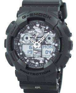 Casio G-Shock Camouflage Series Analog Digital GA-100CF-8A Mens Watch