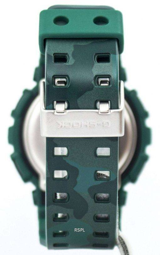 Casio G-Shock Camouflage Series GA-110CM-3A Mens Watch
