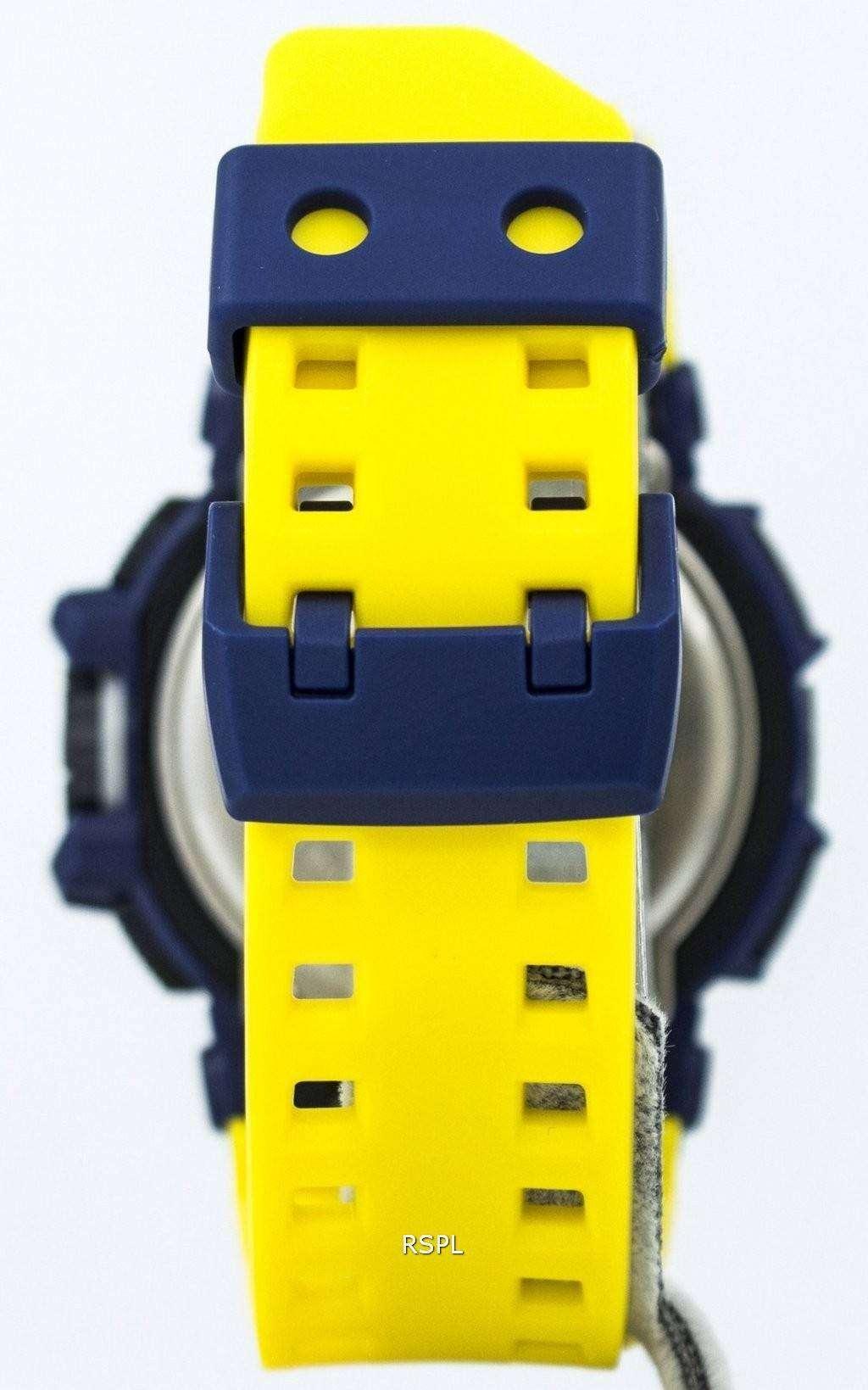 Casio G Shock Analog Digital Multi Color 200m Ga 400 9b Mens Watch Gd X6900ht 2 Resin Band Blue