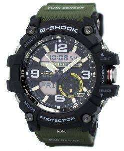 Casio G-Shock Mudmaster Analog Digital Twin Sensor GG-1000-1A3 Mens Watch