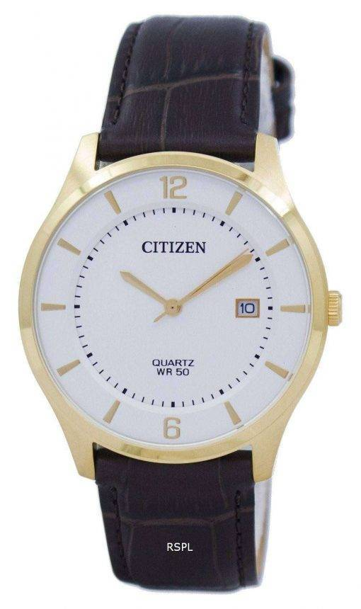 Citizen Analog Quartz Standard BD0043-08B Men's Watch