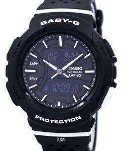 Casio Baby-G Shock Resistant Dual Time Analog Digital BGA-240-1A1 Women's Watch