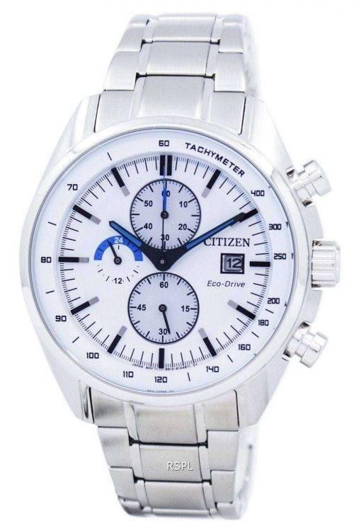 Citizen Eco-Drive Chronograph Tachymeter CA0590-58A Men's Watch
