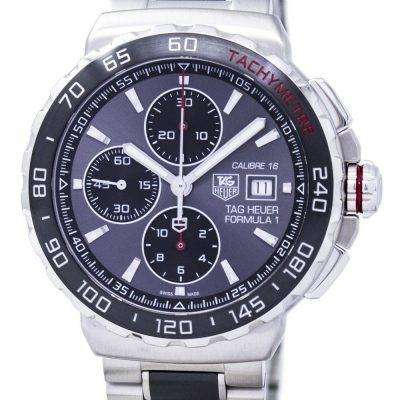 Tag Heuer Formula 1 Chronograph Automatic Tachymeter CAU2011.BA0873 Men's Watch