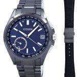 Citizen Attesa Eco-Drive Satellite Wave Perpetual Calendar Japan Made GPS CC3015-57L Men's Watch