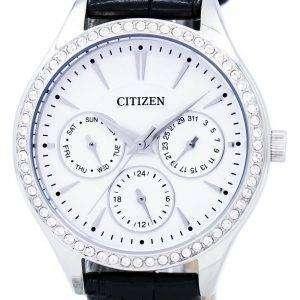 Citizen Quartz Diamond Accent ED8160-09A Women's Watch