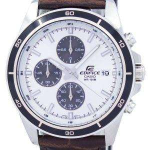 Casio Edifice Chronograph Quartz EFR-526L-7AV Men's Watch