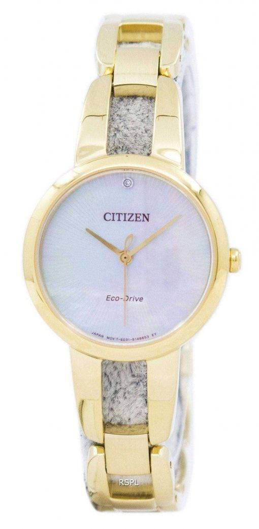 Citizen Eco-Drive EM0432-80Y Women's Watch