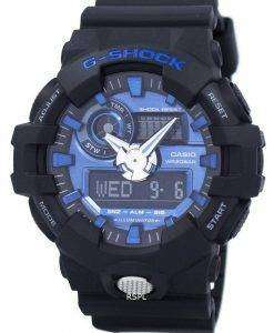 Casio G-Shock Analog Digital 200M GA-710-1A2 Men's Watch