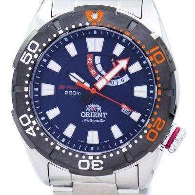 Orient M-Force Bravo Power Reserve Automatic SEL0A002D0 Men's Watch
