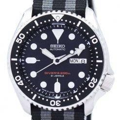 Seiko Automatic Diver's NATO Strap 200M SKX007J1-NATO1 Men's Watch