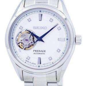 Seiko Presage Automatic Japan Made Diamond Accent SSA811 SSA811J1 SSA811J Women's Watch