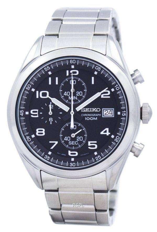 Seiko Chronograph Quartz SSB269 SSB269P1 SSB269P Men's Watch
