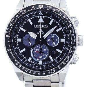 Seiko Prospex Solar Chronograph SSC607 SSC607P1 SSC607P Men's Watch