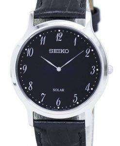 Seiko Solar SUP861 SUP861P1 SUP861P Men's Watch