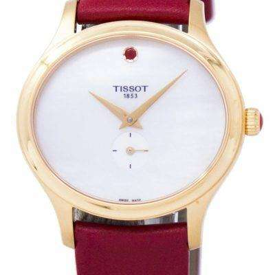 Tissot T-Lady Bella Ora Quartz T103.310.36.111.01 Women's Watch