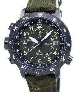 Citizen Promaster Eco-Drive Perpetual Calendar 200M BN4045-12X Men's Watch