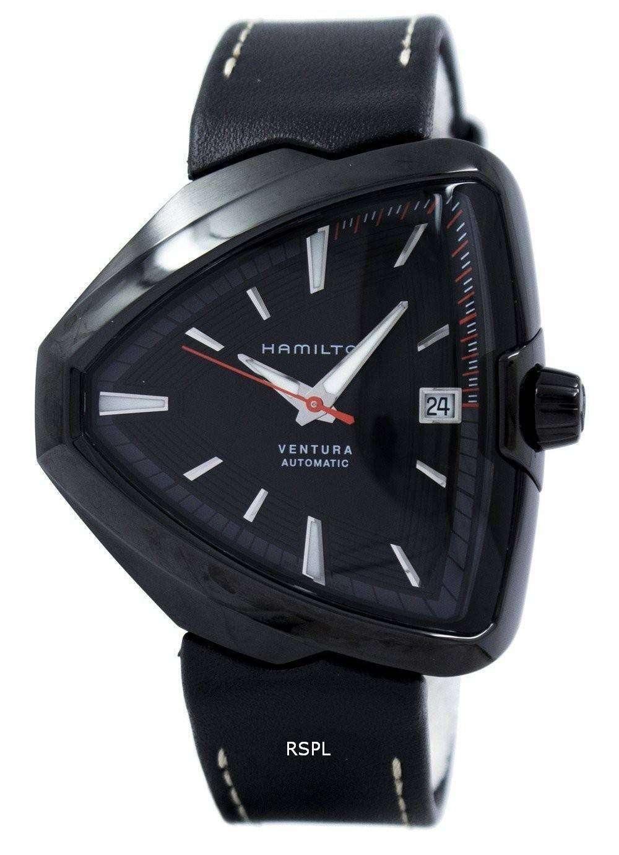 896d15dc8b1 Hamilton Ventura Elvis80 Automatic H24585731 Men s Watch - ZetaWatches