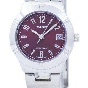 Casio Quartz Analog LTP-1241D-4A2 Women's Watch