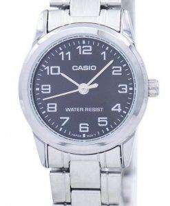 Casio Quartz LTP-V001D-1B Women's Watch