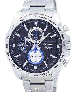Seiko Chronograph Tachymeter Quartz SSB257 SSB257P1 SSB257P Men's Watch