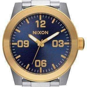 Nixon Corporal Quartz A346-1922-00 Men's Watch