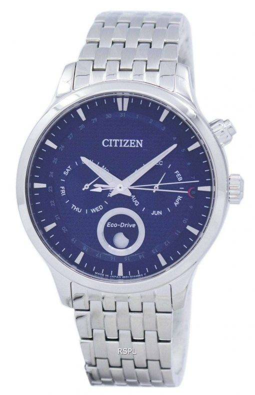 Citizen Eco-Drive Moon Phase Japan Made AP1050-56L Men's Watch